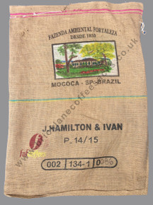 Brazil Mountain View Coffee Sack
