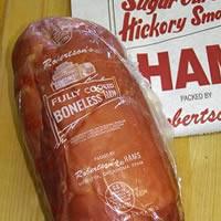 6 lbs. Smoked Boneless Ham