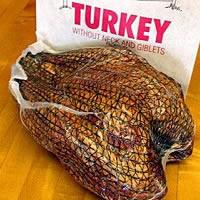 Whole Turkey 10 lbs.