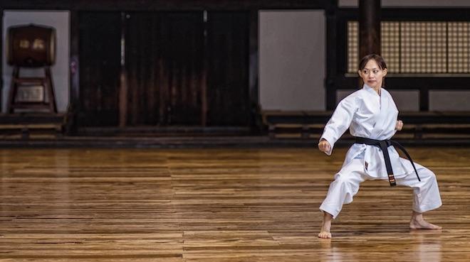 Tokaido, The Worldwide Standard, Karate Uniforms, Black