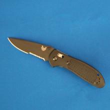 Benchmade Griptillian, Black Combo Edge S30V Blade, 551SBK-S30V front