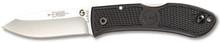 KA-BAR Dozier Folder 3.0 in Black Handle Silver Blade