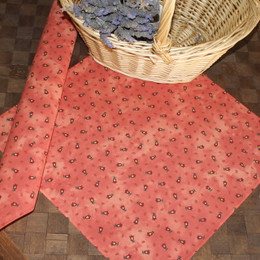 Marat Tradition Rust French Serviette Napkin Made in France