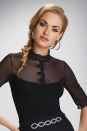 Joko Black Top Plus Size