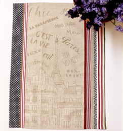 Bonour Jacquard Tea Towel Made in France