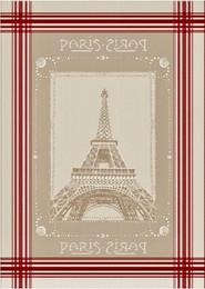 Eiffel Jacquard Tea Towel Made in France