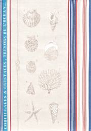 Saint Jacques Jacquard Tea Towel Made in France