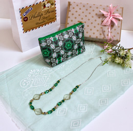 GIFTBOX for Her - Mint Green 002