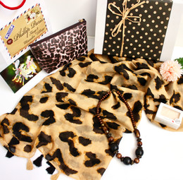 GIFTBOX for Her - Leopard  009
