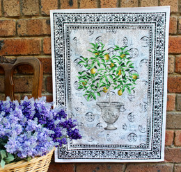 Riviera French Tea Towel Made in France