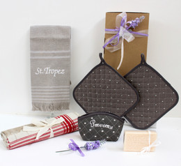 Provence Gift Box - St.Tropez 07 Made in France