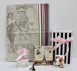 Paris Gift Box - Cabaret 09 Made in France
