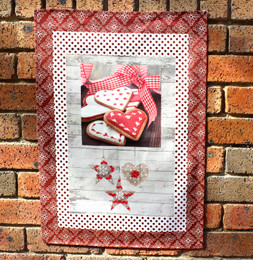 Biscuit Tea Towel Made in France