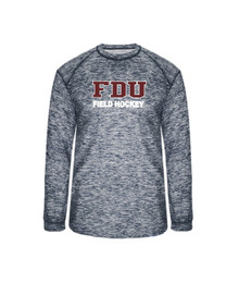 FDU Field Hockey Long Sleeve Performance Tee