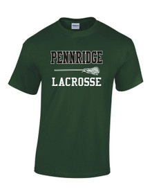Pennridge Women's Lacrosse Cotton Tee