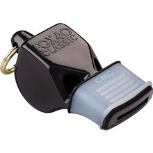YOLO Official Fox 40 Classic Whistle w/ Cushioned Mouth Guard