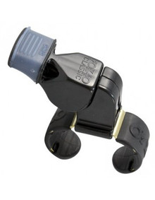 YOLO Official Fox 40 Fingergrip Whistle w/ Cushioned Mouth Guard