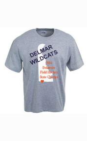 Delmar HS Field Hockey State Championship Cotton Tee