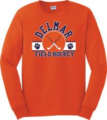 Delmar HS Field Hockey Long Sleeve Tee