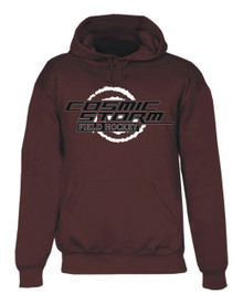 Cosmic Storm Field Hockey Hooded Sweatshirt