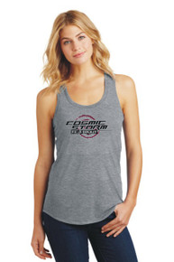 Cosmic Storm Field Hockey Cotton Tank