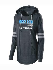 Deep Run Thunder Girls Lacrosse Low Key Pullover