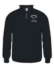 Pennridge Women's Lacrosse 1/4 Zip Sweatshirt