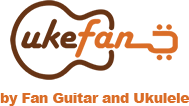 Fan Guitar and Ukulele