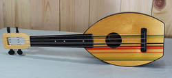 Flea Striped Soprano Ukulele