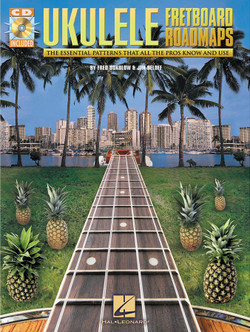 Fretboard Roadmaps Book w/CD