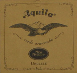Aquila Concert Nylgut Ukulele Strings