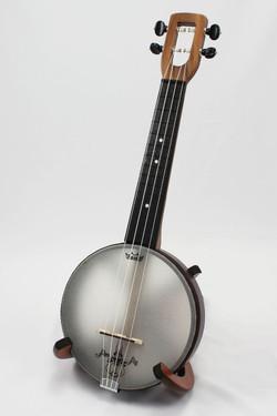 Firefly Soprano Banjo Ukulele (Walnut)