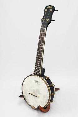Kala Concert Banjo Ukulele KA-BNJ-BK-C