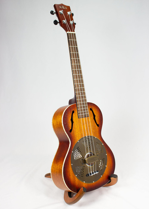 Kala Brass Resonator Ukulele