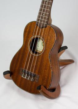 Kala KA-SMHS Solid Mahogany Soprano Ukulele