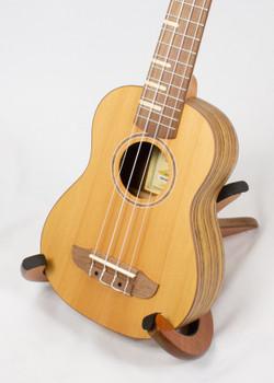 Ortega Timber Soprano Ukulele