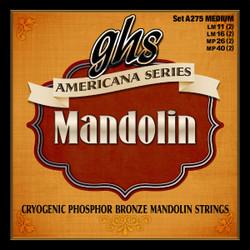 GHS Americana Series Phosphor Bronze Medium Mandolin Strings
