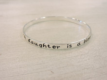 """""""A daughter is a blessing a treasure from above"""""""