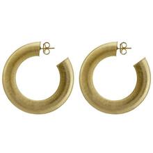 Sheila Fajl Irene Hoop Earrings Gold