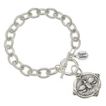 Susan Shaw- Bee Intaglio Bracelet