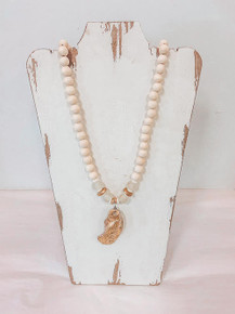Queen of the Sea- Chic Happens Shell Necklace
