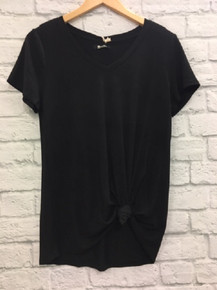 **SOLD OUT** black knot top