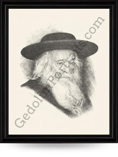 Klausenberger Rebbe - Rav Yekusiel Yehudah Halberstam