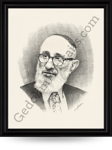 The Rav - Rav Yosef Dov Soloveitchik