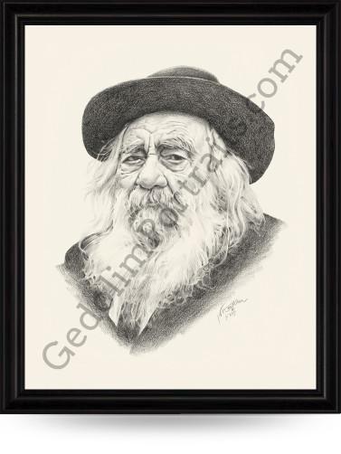 Steipler Gaon - Rav Yaakov Yisrael Kanievsky