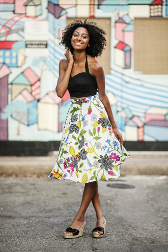 The Audrey Skirt