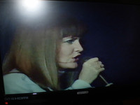 Sandie Shaw looking as young as in the 1960's gives the performance of her life.