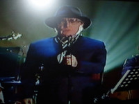 Van Morrison live in concert DVD, St Lukes, London 2008 plus Jools Holland Sessions