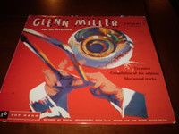 Original Film Soundtracks 1959 Rare  Vinyl Jazz LP, Glenn Miller, Top Rank RX N3004