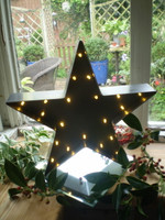 This wonderful Christmas Holy Star is so beautifully made in the English countryside.